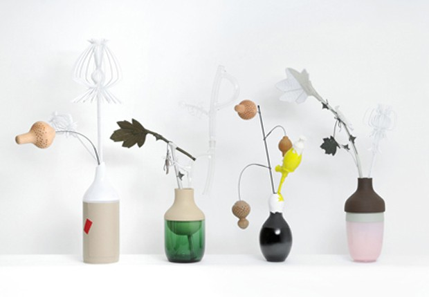 Artificial Vase collection