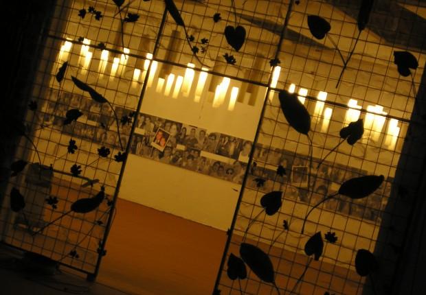 Instalacion Espacio Celebración Juluis
