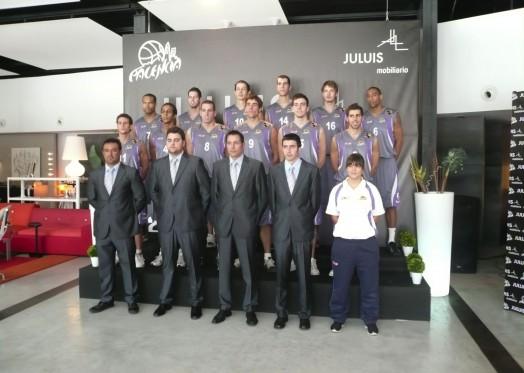Juluis presentacion baloncesto Palencia 07