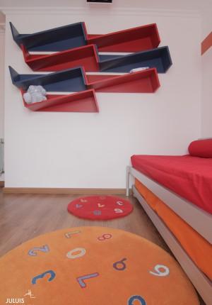 Juluis_Dormitorio juvenil Flou & Punt Mobles 01