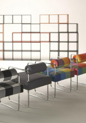 Pepe Tanzi – Colorful Couch