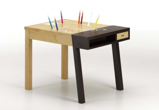 Porcupine Desk