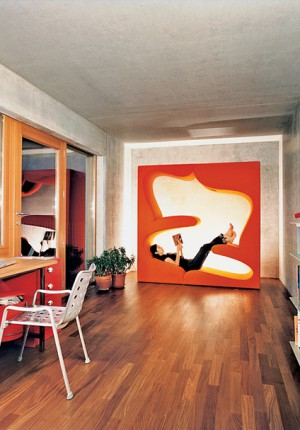 Verner Panton – Living Tower