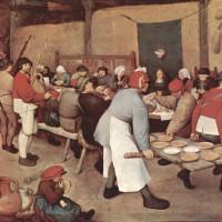 Juluis_Pieter Bruegel_La boda campesina